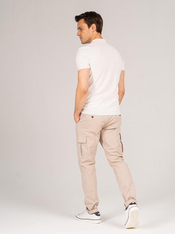 Брюки Maler Light Beige